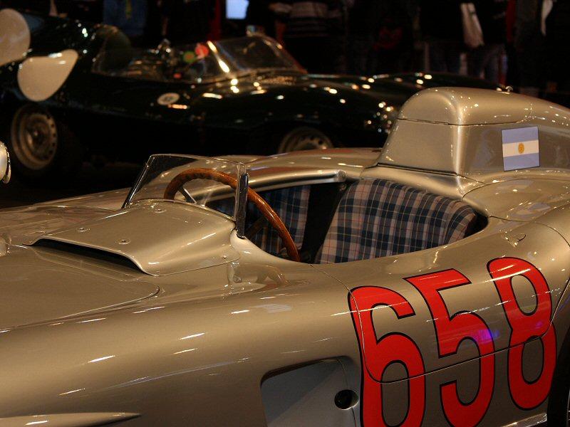 Oldtimer auf der Essen Motorshow 2012