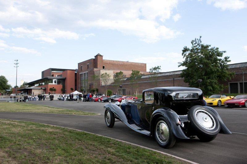 Bugatti-Sammlung-Schlumpf