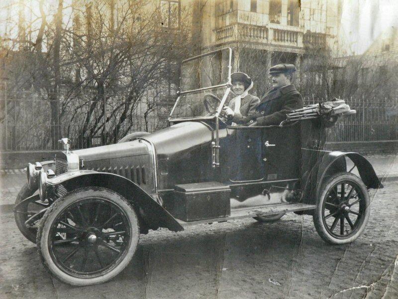 Adler Kleinwagen 1913