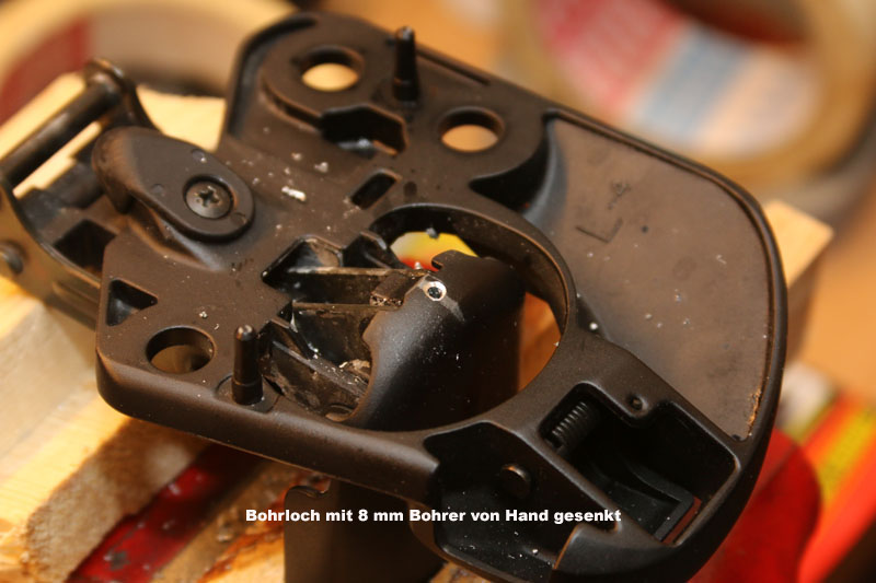 MX-5 Verdeckverschluss reparieren