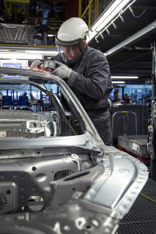 Porsche-Produktion - Werksführung