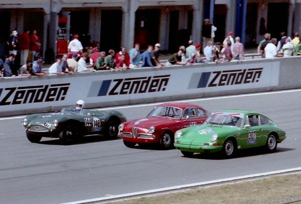 Oldtimer Grand Prix 2000