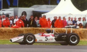 Goodwood Festival of Speed 2000