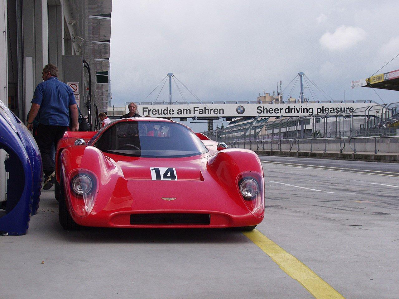 29. Oldtimer Grand Prix 2001