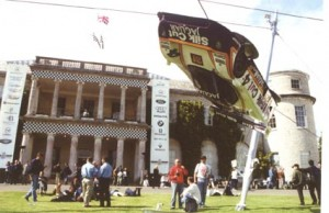 Goodwood House, Festival of Speed