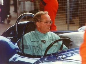 Formel 1 Legende Phill Hill