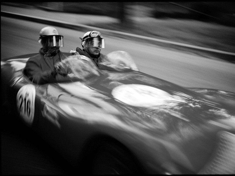 Mille Miglia - Ferrari 750 Monza