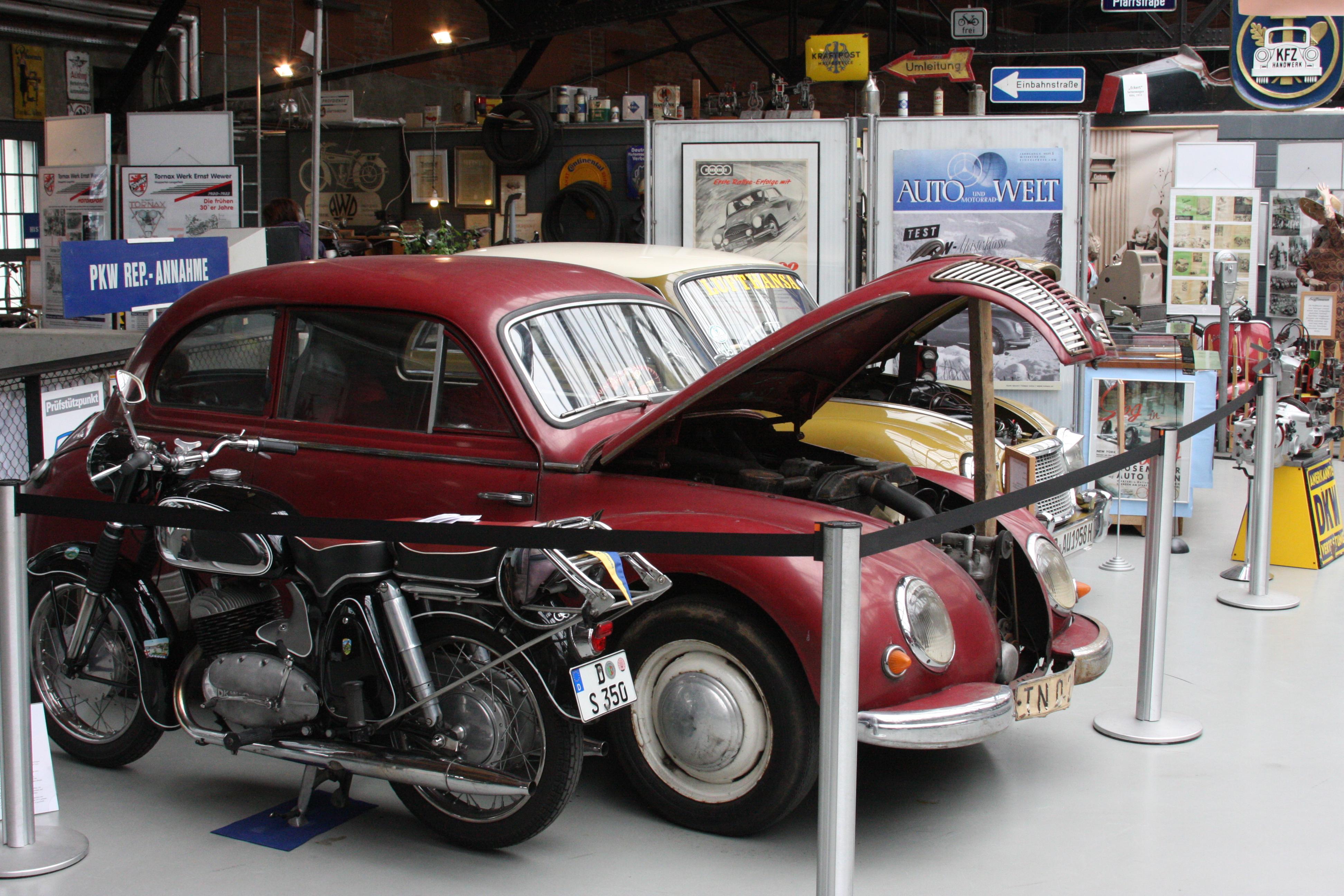 Oldtimer Museum