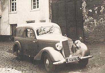 Mercedes 170 V