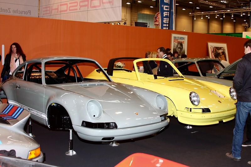 Porsche Restauration