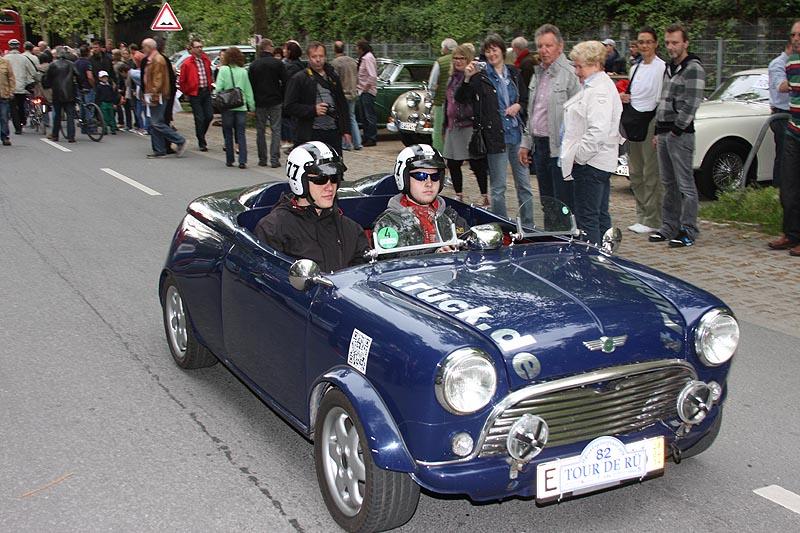 11. Tour De Rü 2014 - Essen Rüttenscheid