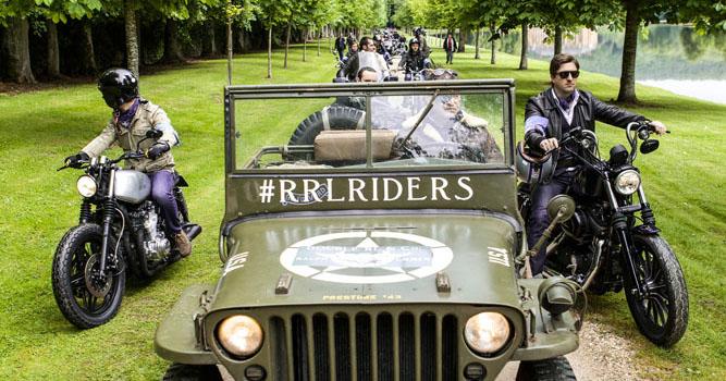 Copyright: RRL Riders 2014