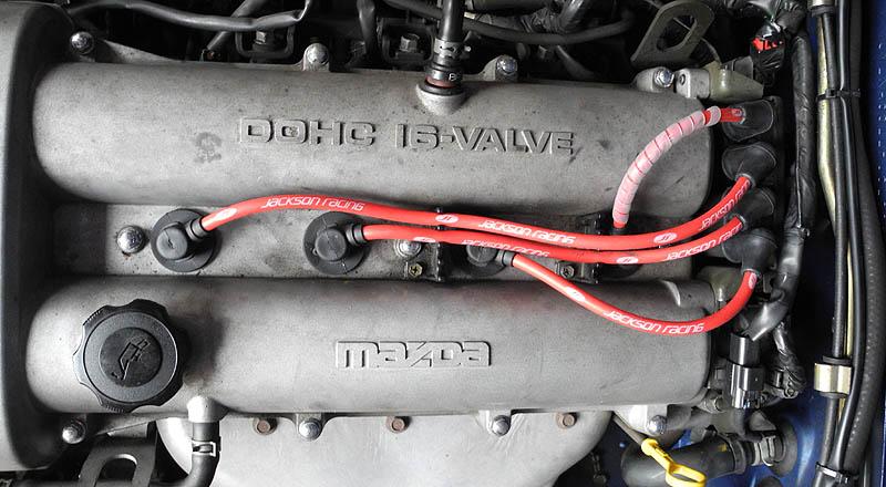Mazda MX-5 Zündkabel