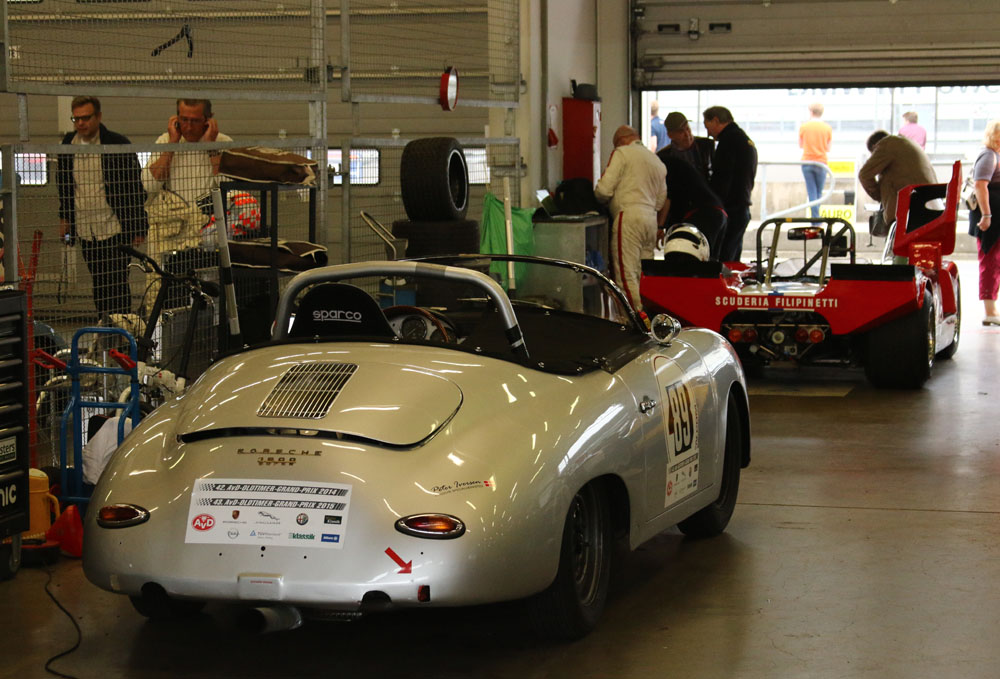 Porsche beim Oldtimer-Grand-Prix (9)