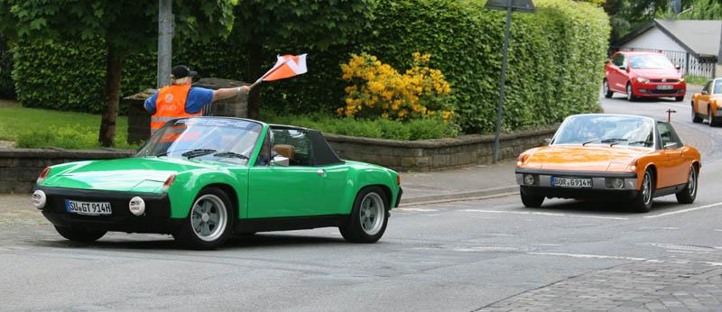 VW-Porsche 914 Eslohe