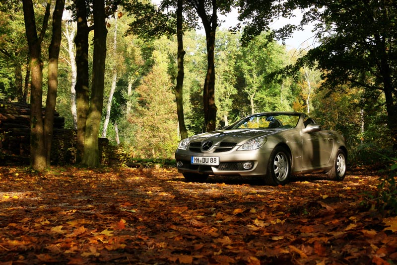 Mercedes Benz SLK R171