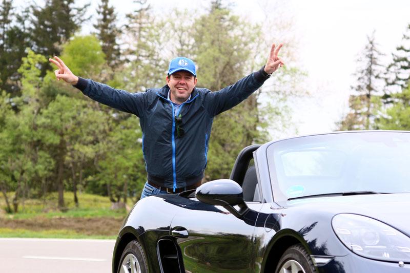 Porsche Drive - Erlebnis Porsche