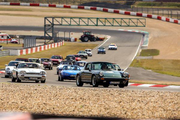 AvD Oldtimer Grand Prix - Motor Klassik Leser Lauf GP Strecke