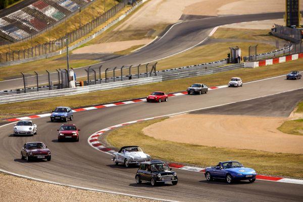 Motor Klassik Leserlauf Formel 1 Strecke Nürburgring