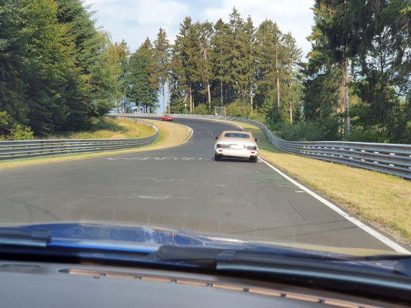 AvD Oldtimer Grand Prix - Motor Klassik Leserlauf Nordschleife