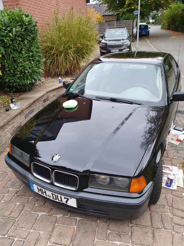 BMW Aufbereitung A1 Speed Polish